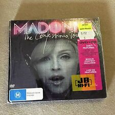 Madonna The Confessions Tour DVD+CD australia press