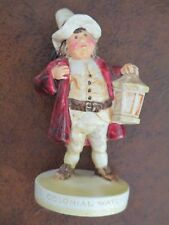 A. Sebastian Miniature ~ Colonial Watchman ~ 1967 ~ Mint with Tag
