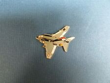 McDONNELL F-4 PHANTOM US NAVY USMC Fighter Squadron Hat Jacket Aircraft Pin