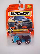 Matchbox MOBILE CRANE MOVING PARTS #15