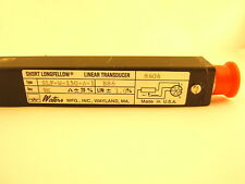 Short Longfellow Linear transducer Model: 8606