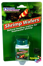 Ocean Nutrition Shrimp Wafers 15gm Sinking Fish Food Freshwater Nano Shrimp