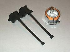 Roland VH-12 VH-13 Hi hat metal pole clamp w/ rubber insert td20 td30 td12 td15
