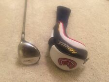 CLEVELAND HI BORE 19* RIGHT HANDED TITANIUM DRIVER EXCELLENT CONDITION ACCRA
