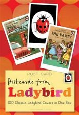 Postcards from Ladybird: 100 Classic Ladybird Covers in One Box 9781409311522