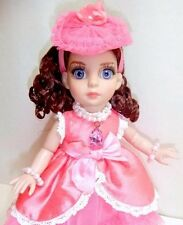 "Strawberry Cupcake Auburn Patsy 10"" Doll Tonner COA LE125 Miniature Gifts Sweets"