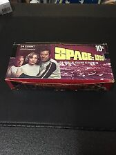 Lot of 13 Packs of Space:1999 Bubble Gum Trading Cards