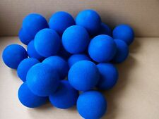 25 No Bounce Balls Low Density Foam Soft Spongy Balls Parachute Games Activity