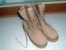 ARMY MARINES ROCKY HOT WEATHER DESERT BOOTS 3W