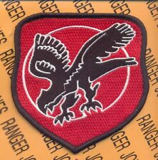 ROKAF Korean Air Force F-15 Black Hawk Squadron Flight Attack Aviation patch