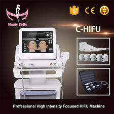 Newest generation Wrinkle removal slimming machine hifu face lifting machine
