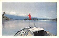 B86291 en croisiere sur le bief moyen mekong lao laos indochina types folklore