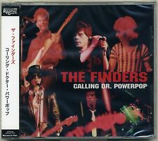 The Finders - Calling Dr. Powerpop CD JAPAN PRESS San Francisco Readymades Offs