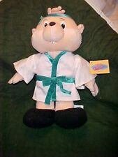 Alvin And The Chipmunks Collection Plush Toy Alvin Karate Outfit Stuffed Figure
