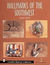 Hallmarks of the Southwest by Barton Wright (2000, Hardcover, Revised, Expanded)