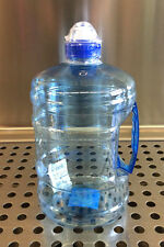 75 OZ 1/2 Gallon Quality Sports Cap Bottle With Handle Drinking Water Jug
