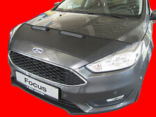 Ford Focus 2014-  CUSTOM CAR HOOD BRA NOSE FRONT END MASK