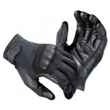 Hatch Operator Tactical Gloves SOGHK 300 Size Medium Black, Leather