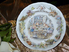 Teller Tea Plate 16 cm Brambly Hedge DINING BY THE SEA Jill Barklem top
