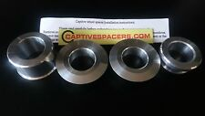 Kawasaki  ZX6R 2007 - 2016 Supersport captive wheel Spacers.