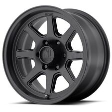 17 Inch Black Wheels Rims Chevy 2500 3500 HD 2500HD Dodge RAM Ford Truck 8 Lug
