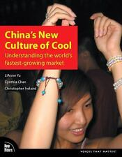 China's New Culture of Cool: Understanding the world's fastest-growing-ExLibrary