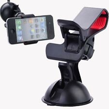 Universal 360 Car Mobile Phone GPS Holder For Apple Smartphone Camera Drink.....