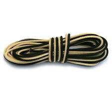 8 Feet Black/White Cloth Wire for USA Vintage Fender Strat/Tele/Bass® WR-CLOTH