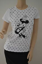 French Connection Disney Minnie Mouse Tee Camiseta Top Talla 6 8 Nuevo Libre Envío Gj
