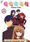 DVD Toradora ! Episode 1-25 End+ OVA complete ENGLISH Version Boxset Anime