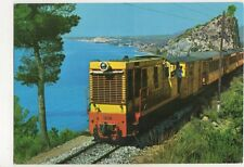 Costa Blanca Lemon Express Spain Postcard 035b