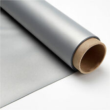 Carl's SilverScreen, 4:3, 63x84, Projector Screen Material, Silver (Tube)