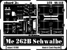 Eduard Zoom SS112 1/72 Revell Messerschmitt Me 262B Schwalbe