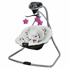 Graco Simple Sway Portable Baby Swing ~~ Kyte ~~ Brand New!!!