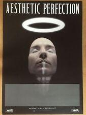 AESTHETIC PERFECTION 2016 TOUR   ++  orig.Concert Poster - Konzert Plakat  NEU