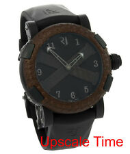 Romain Jerome Titanic DNA Automatic Men's Luxury Watch T.ALG.OXY3R.BBBB.00.BRCB