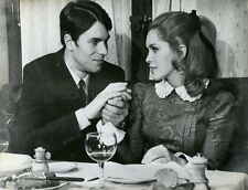 LAURENT TERZIEFF ELISABETH WIENER LA PRISONNIERE CLOUZOT 1968 PHOTO ORIGINAL #2