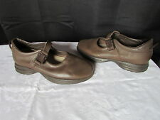 chaussures camper  cuir marron/taupe 38