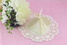 """Favor Gift Box W/ Ribbon, 2"""" Wedding Baby Shower Party Candy Jewelry 25-200pcs"""