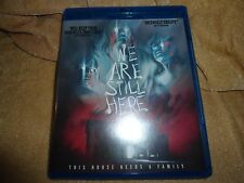 We Are Still Here [Blu-ray] (2015) [1 Disc Blu-ray]
