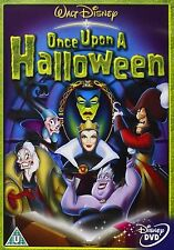 Once Upon A Halloween Animated ORGINAL DISNEY BRAND NEW & SEALED UK REGION 2 DVD