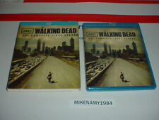 THE WALKING DEAD: The Complete First Season (Blu-ray Disc, 2011, 2-Disc Set)