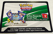 25 POKEMON ONLINE TCG XY ROARING SKIES BOOSTER PACK CODE CARDS