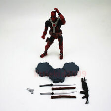 "Marvel Legends Comic Super Hero X Force Deadpool New Select 6"" Action Figure Toy"
