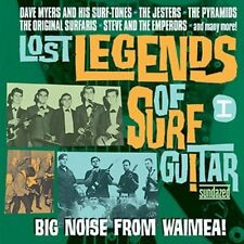 LOST LEGENDS OF SURF GUITAR I Big Noise From Waimea 20 Classic Tracks NEW