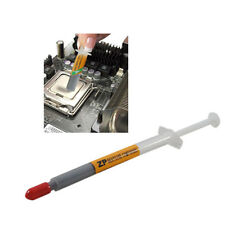 THERMAL PASTE GREASE HEATSINK COMPOUND SILICONE CPU PC NEW