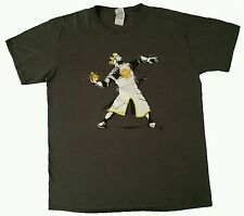 MONTY PYTHON THE HOLY GRAIL HOLY HAND GRENADE KING ARTHUR T-SHIRT *L/M