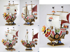 Japanese Hot Anime Figure Toy One Piece Thousand Sunny Figurine 25cm New
