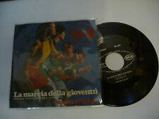 """I 4 DEL SUD""""LA MARCIA DELLA GIOVENTU'-disco 45 giri GTA 1966 BEAT"""""""