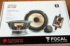 Made In France Focal PS165F Expert Component Speakers 6.5 Brand New EMS Shipping